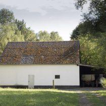 (25) Wirtschaftsgebäude einer Hofanlage in Bolsdorf / Eifel
