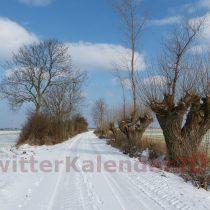 Winter auf Fehmarn, Foto: Marie-José Larsen