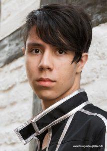 Portrait eines jungen Mannes - Foto: Elke Glatzer
