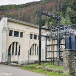 Das alte Kraftwerk in Heimbach